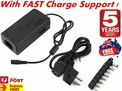 DC 12-24V  Universal Adjustable Power Supply Charger Adapter For Notebook Laptop • 5.48£