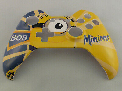 $15.29 • Buy Minions Bob Hydro Dipped, Front Shell For Xbox One Controller - New - 1537 1697