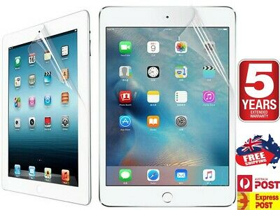 AU4.62 • Buy Clear Screen Protector For Apple IPad 5th 6th 7th Gen Air 1 2