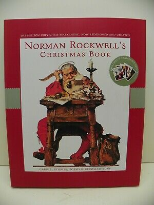 $ CDN15.34 • Buy Norman Rockwell's Christmas Book By Norman Rockwell (2009, Hardcover, Revised)