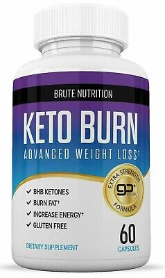 $9 • Buy Brute Nutrition - Keto Weight Loss Supplement - Boosts Energy And Metabolism -