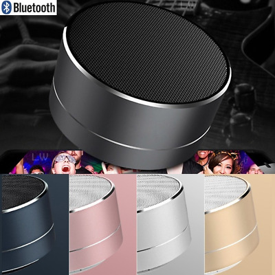 AU16.90 • Buy Bluetooth Speakers Portable Wireless Speaker Music Stereo Handsfree Rechargeable