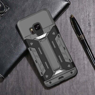 AU15.99 • Buy Military Hybrid Case Holster Screen Protector For Samsung Galaxy S9+&S9&S8+&S8
