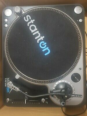 AU125 • Buy Stanton T.92 USB Turntable - Record Player - Home Turnatable - Vinyl To PC