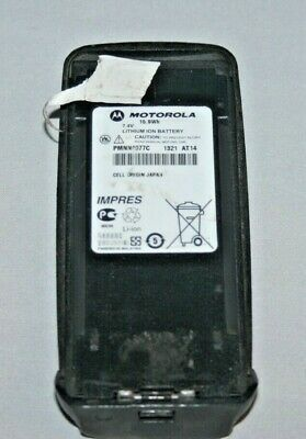 $19.95 • Buy Genuine Motorola Impres Battery PMNN4077C For Radio XPR6550 XPR6350 XPR6500