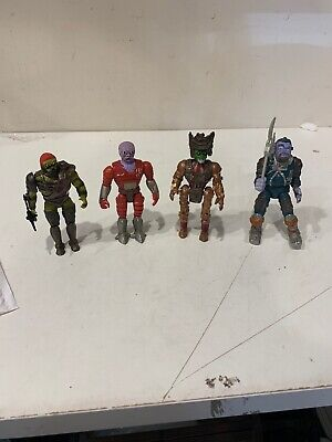 $59.99 • Buy LOT OF 4 STAGHORN New Adventures Figure,Masters Of The Universe He Man