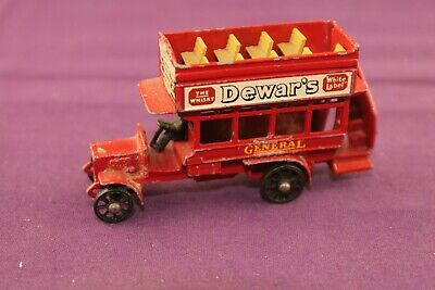 AU48.50 • Buy Matchbox Lesney Models Of Yesteryear Y-2/1 1911  B  Type London Bus