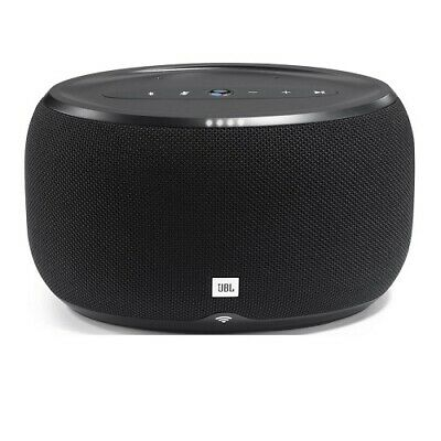 AU299 • Buy JBL Link 300 Google Voice Activated Speaker (Black) Bluetooth Wireless Speaker