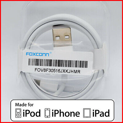 AU7.95 • Buy 3m 20cm USB Lightning Cable Cord Data For Apple Charger IPhone IPad 11 6 X 8 7 5