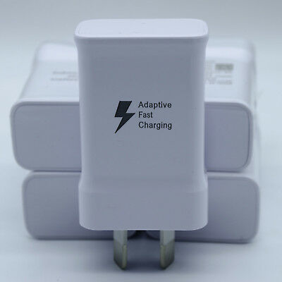 AU12.95 • Buy Adaptive Fast USB Wall Charger For Samsung Galaxy Note 1 2 3 4 5 6 7 8 Plus