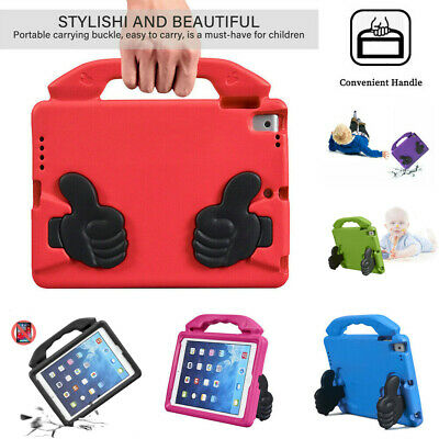 AU29.98 • Buy Kids Pencil Holder Shockproof Case Cover For IPad 7th Gen 10.2 Pro 10.5 11 Air 3