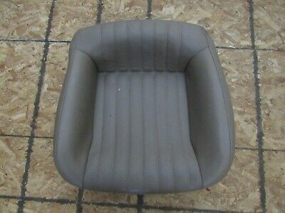 $40 • Buy 1993-2002 Firebird Trans Am OEM GRAY Leather Bucket Seat Lower Section D19