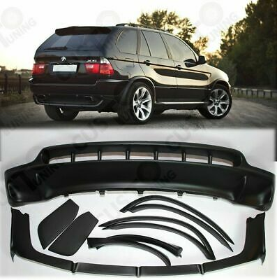 $ CDN450.52 • Buy BMW X5 E53 4.8is Style FRP BODYKIT- Front+Rear Bumpers+wheel Arches Set