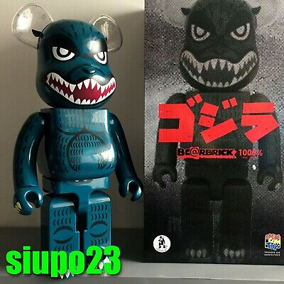 $1899.99 • Buy Medicom 1000% Bearbrick ~ Godzilla Be@rbrick