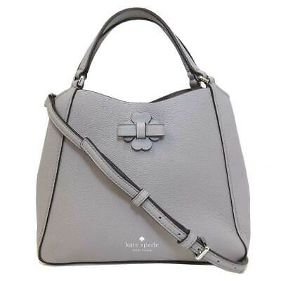 $ CDN194.50 • Buy NWT Kate Spade Small Triple Compartment Talia Satchel ,Taupe Grey, WKRU6342 $429