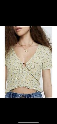 AU20 • Buy Urban Outfitters Crop Top Size S