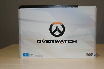 AU99.99 • Buy Blizzard Overwatch Collectors Edition PC With The Soldier 76 Statue - USED CODE