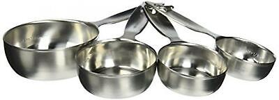 $21.74 • Buy Amco 8440 Advanced Performance Measuring Cups Baking Supplies, Multisizes,...