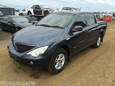 AU225 • Buy Ssangyong Actyon Sports A200s 08 Xdi 2.0 Manual Turbo Diesel Power Steering Rack
