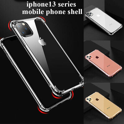 $ CDN2.40 • Buy Shockproof Silicone Case For Samsung Galaxy S8 S8 Plus S9 S7 Soft Full Cover Hot