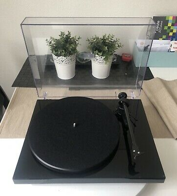 "AU350 • Buy Pro-Ject Debut Carbon DC Phono USB Turntable Ortofon Record Player ""No Adapter"""