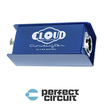 £105.49 • Buy Cloud Microphones CL-1 CL 1 Cloudlifter MIC ACTIVATOR - NEW - PERFECT CIRCUIT