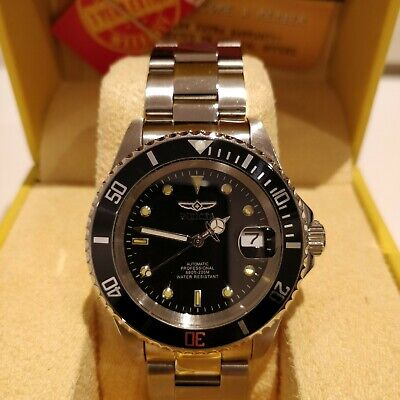 View Details Invicta Pro Diver 8926OB Automatic Watch Black Dial Stainless Steel Boxed • 58.00£
