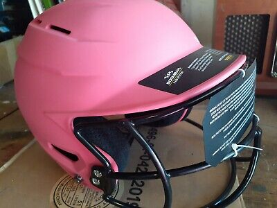 $29.99 • Buy Boombah Defcon Jr. Fastpitch Softball Helmet 6 1/4  To 7  PINK