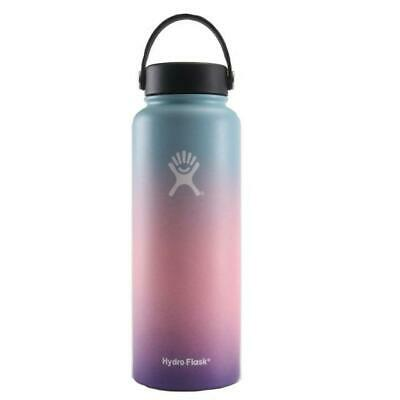 $35.99 • Buy 40oz Wide Mouth Ombre Hydro Flasks With Flex Cap