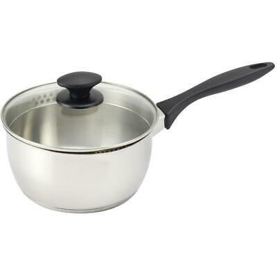 $ CDN42.96 • Buy 3 Quart Stainless Steel Saucepan, With Cover
