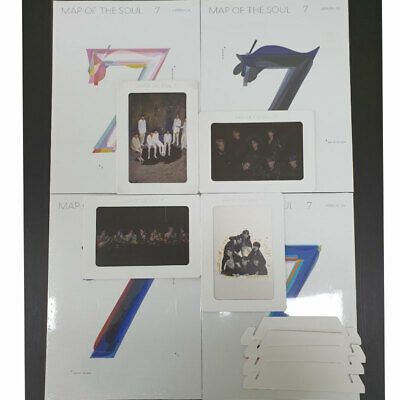 $31.44 • Buy BTS MAP Of THE SOUL:7 Album All Package + Free Tracking Number +Bts Photo Gift
