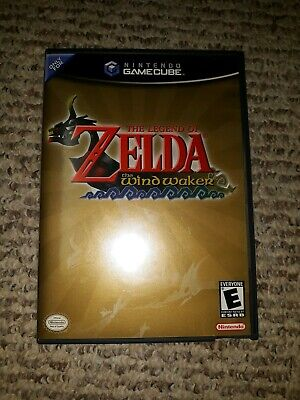 $48.60 • Buy Legend Of Zelda: The Wind Waker (GameCube, 2003) Black Label Complete