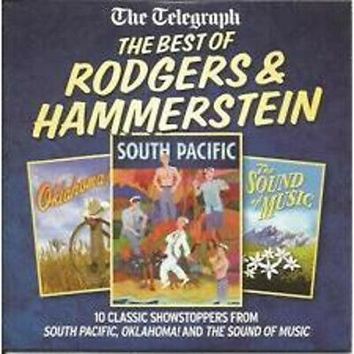 Best Of Rodgers & Hammerstein: Promo Cd: Oklahoma, South Pacific, Sound Of Music • 1.70£
