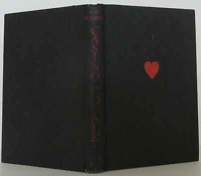 £6371.91 • Buy Ian Fleming / Casino Royale First Edition 1953 #1507107
