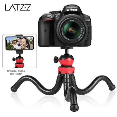 AU19.99 • Buy Professional Camera Tripod Stand DSLR Ball Head Mount Flexible Universal