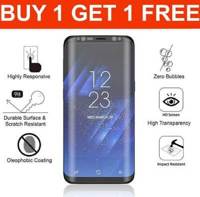 $ CDN9.14 • Buy Screen Protector For Samsung Galaxy S6 S8 + S9 + S10 + S10e S20 / ULTRA S20 + S7
