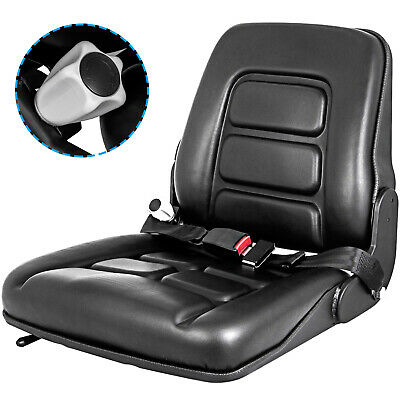 AU139.90 • Buy Tractor Suspension Forklift Seat Chair W/Seat Belt New  For Bobcat MODERATE COST