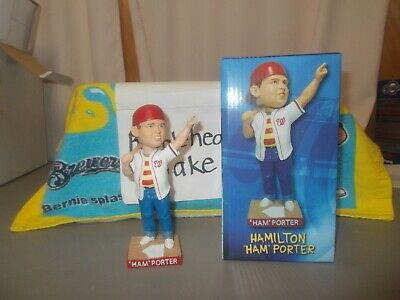 $ CDN114.17 • Buy Nib 2018 Hamilton  Ham  Porter Washington Nationals Sandlot Bobblehead