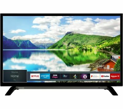 """View Details TOSHIBA 32WL2A63DB 32"""" Smart HD Ready LED TV - Currys • 159.00£"""