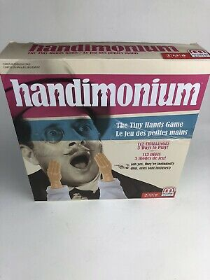 $42.95 • Buy Rare Handimonium Charades Game - No Instruction Booklet - Otherwise Complete