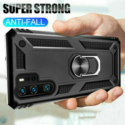 AU7.69 • Buy For Samsung S20 Plus S10 Note 10 S9/8 A20E Heavy Duty Armor 360° Ring Case Cover