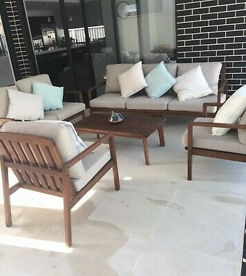 AU301 • Buy 5 Piece Outdoor Lounge With Coffee Table Setting
