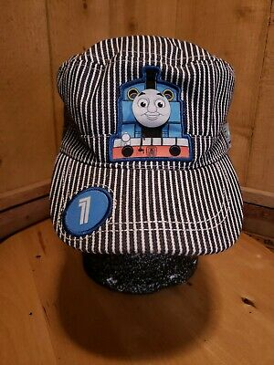 £13.37 • Buy 2017 Gullane Thomas The Tank Engine Limited Kids Adjustable Conductor Hat Cap