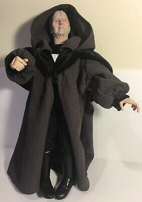 $ CDN13.03 • Buy Vintage Star Wars Revenge Of The Sith 12  Darth Sidious Emperor Palpatine Loose