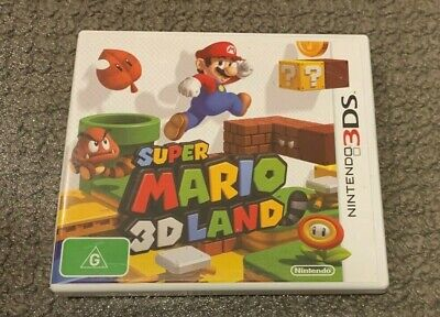 AU29.50 • Buy Super Mario 3D Land Nintendo 3DS Game VGC AU Release