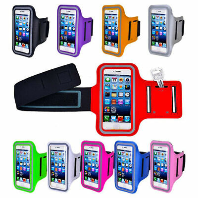 Gym Band Exercise Running Sport Waterproof Armband Case Cover For LG Models  • 4.25£