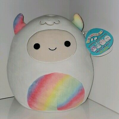 $ CDN55.59 • Buy Squishmallows 12  Gabby The Yeti Plush Kellytoy White Limited Edition NWT RARE
