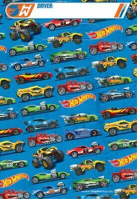 AU4.49 • Buy Hot Wheels Wild Racer Folded Loot Lolly Treat Bags- Pack 8