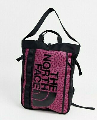 New The North Face Base Camp Tote Bag In Festival Pink • 75£