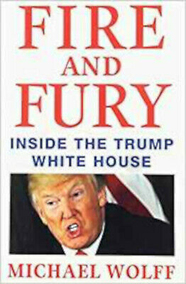 AU11.16 • Buy Fire And Fury, New, Wolff, Michael Book